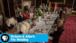 The Royal Wedding Reception | Victoria & Albert: The Wedding | Episode 1 | PBS - PBS