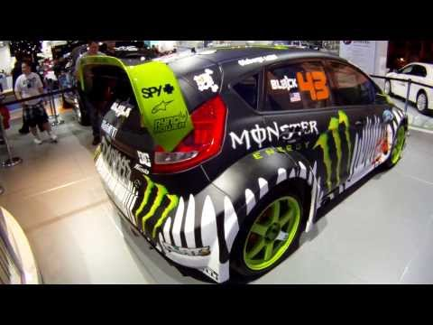 Ford Fiesta 2011 Car of DC SHOES KEN BLOCK'S by RallyZone.pl