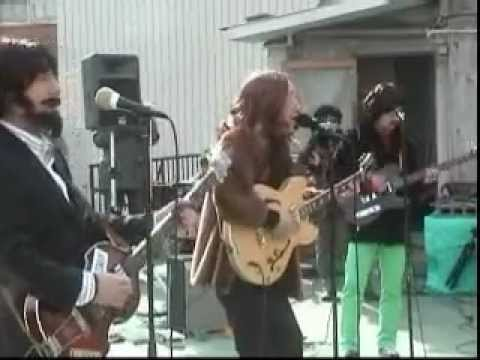"The Beatles ""LET IT BE"" film cover Vol.2 / Rooftop Concert Full version/ THE BEANS (Japanese band)"