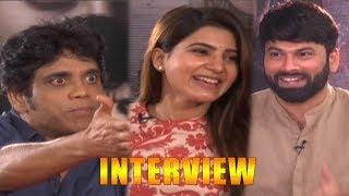 Raju Gari Gadhi 2 Diwali Team Interview | #Samantha | #Nagarjuna | Ohmkar - IGTELUGU