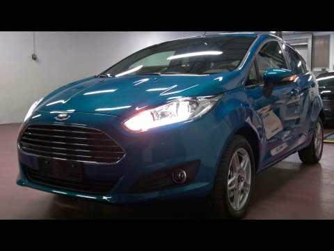 2014 Ford Fiesta Titanium Econetic in Depth Look