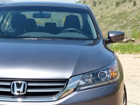 2013 Honda Accord Sport 0-60 MPH Drive & Review