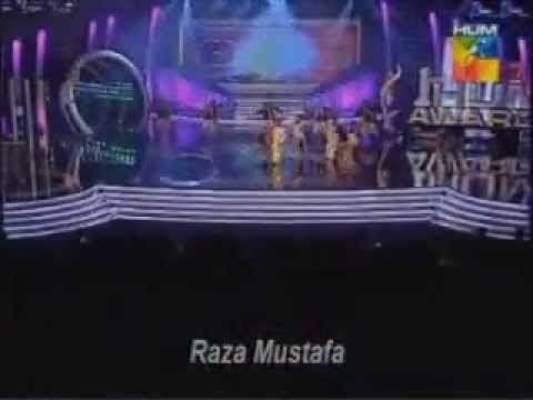 Humaima Malik Dance Performane Hum Tv 2013 part 3
