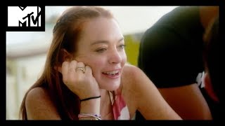 Lindsay Turns To Oprah For Advice | Lindsay Lohan's Beach Club | MTV - MTV