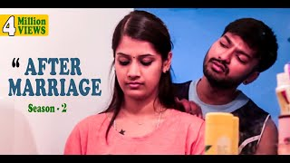 After Marriage - Wife Vs Husband | Latest Telugu Web Series | Season 2 - Full Movie | VETRI |PLAY TM - YOUTUBE