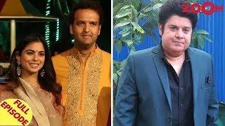 Isha Ambani's wedding cost around 100 million USD | Sajid Khan faces a 1 year ban & more - ZOOMDEKHO
