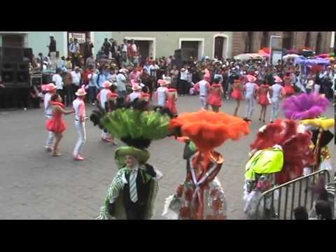 Carnaval de Tenancingo, Tlaxcala 2014