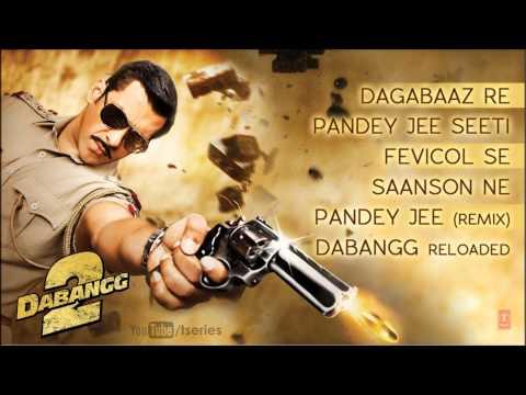 Dabangg 2 Full Songs (JukeBox) Feat. Salman Khan, Sonakshi Sinha