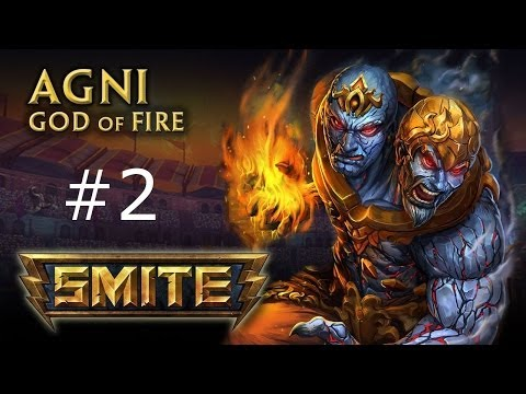 Smite - Agni Gameplay #2 Victory