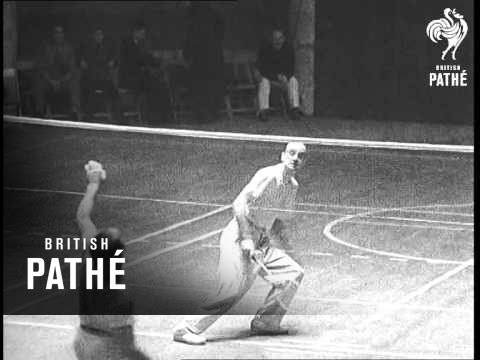 New York - Badminton Fever (1938)