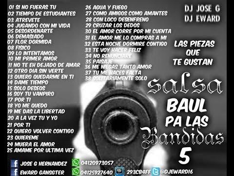 salsa baul pa las bandidas 5 dj eward & dj jose gregorio