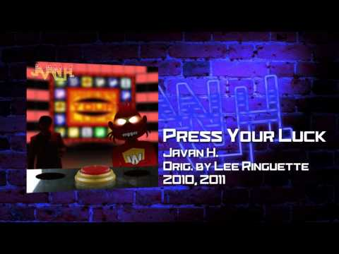 &quot;Press Your Luck&quot; -- *RE-DONE* Opening theme song cover by Javan H.