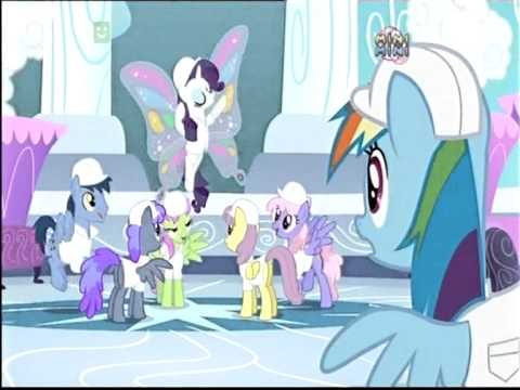 My little pony sezon 1 odc.15
