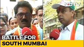 Battleground Mumbai: Can Congress Breach BJP-Sena Bastion? - NDTV