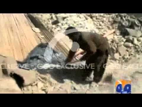 Geo Headlines 29 Sep 2013 Earthquake Relief Work 29 Sep 2013