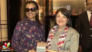 US Consul General Katherine Hadda thanks Mahesh Babu & Namrata || Indiaglitz Telugu - IGTELUGU