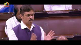 TDP MP C M Ramesh Praises Naidu In Telugu During Venkaiah Naidu Welcome Speech | Mango News - MANGONEWS