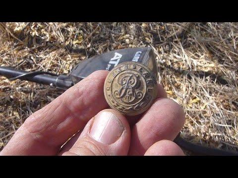 Metal Detecting 'Malaytown' 1888 (Part 2): Garrett AT Pro.