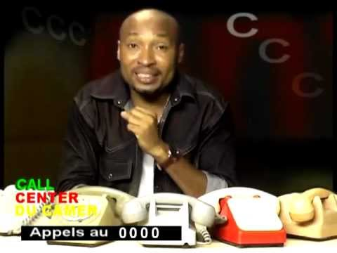 CAMEROUN COMEDIE - NDEUCH Anthony - BANDE D'Annonce Call Center Du CAMER