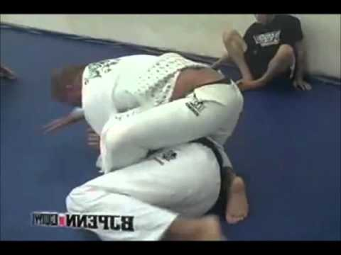BJ Penn Training Highlight