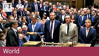 Government wins key Brexit bill vote - FINANCIALTIMESVIDEOS