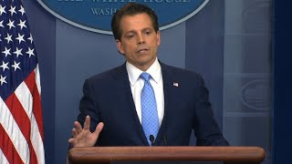 Scaramucci announces Sanders promotion - CNN