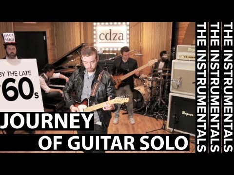 Epic Journey Of Guitar Solos