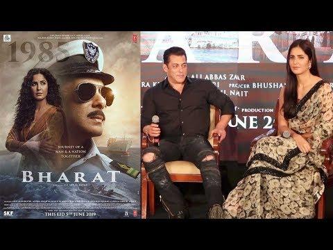Salman Khan, Katrina Kaif & Ali Abbas Zafar | Bharat  Zinda Song Launch