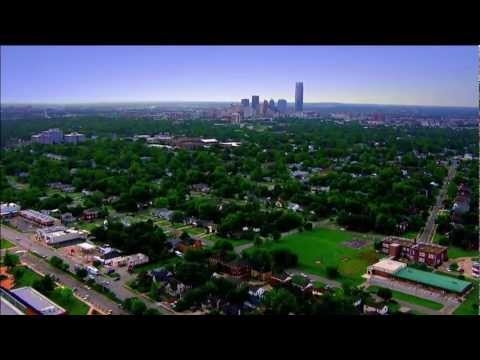 Be a part of a city on the rise: Oklahoma City.