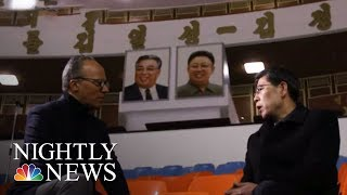 North Korea: Nuclear Program Is Not Up For Negotiation | NBC Nightly News - NBCNEWS