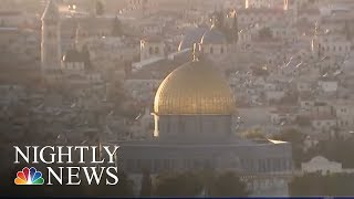 "Trump has no authority ""to give away Jerusalem to an occupying power"" 