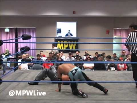 "MPW Retro - Dan Farren & Ricky Reyes vs. ""The Future"" Frankie Kazarian"