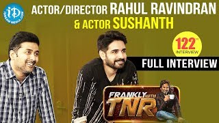 Frankly With TNR #122 - Exclusive Interview  || Talking Movies With iDream - IDREAMMOVIES