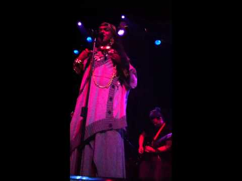 "Ms. Lauryn Hill performs Bob Marley's ""Is This Love""- 3/31/2011 Atlanta, GA"
