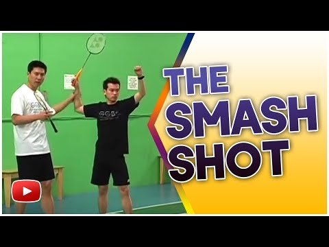 Badminton -The Smash Shot featuring Kevin Han (13-time U.S. National Champion)