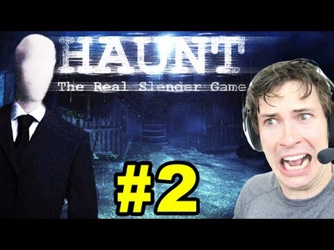 Haunt - CREEPY HOUSE - Part 2