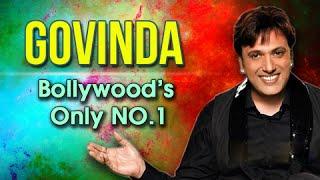 100 Years Of Bollywood - Govinda - Bollywood's only No.1 - RAJSHRI