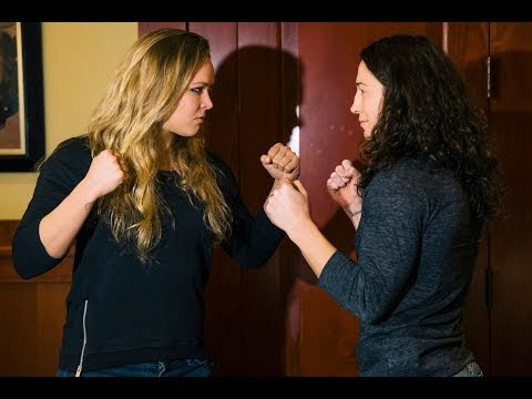 Ronda Rousey vs. Sara Mcmann, Daniel Cormier full UFC 170 media lunch video