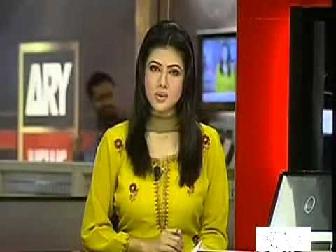 Look the Beauty of Female Pakistani News Reader Saima Umar Hayat New Update 2014