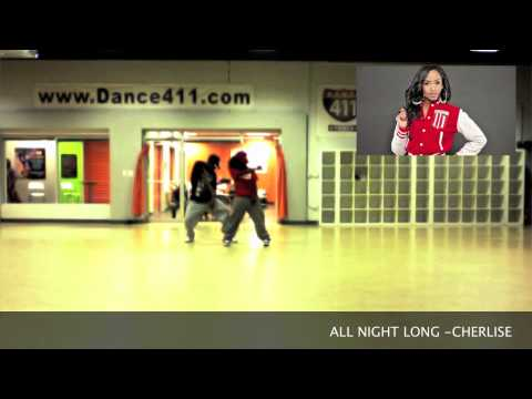 KIKI ELY & SEAN BANKHEAD - ALL NIGHT LOVE by CHERLISE