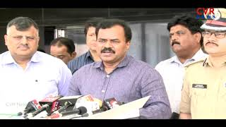 GHMC Officers Working to Avoid Traffic Problems in Hyderabad | Dana Kishore | CVR NEWS - CVRNEWSOFFICIAL