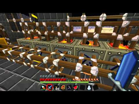 Minecraft: Industrial Revolution 3 - 76: Hypnotoad 1:0 Lava