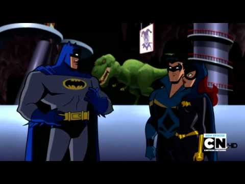 Batman-Brave&amp;Bold Criss-Cross Conspiracy