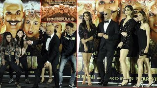 Akshay Kumar Housefull 4 Song Launch | Sohail Sen | Pooja Hegde | BEHIND BALA LOOK - IGTELUGU