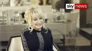 Dolly Parton: '9 to 5' in #MeToo era is as relevant as ever - SKYNEWS