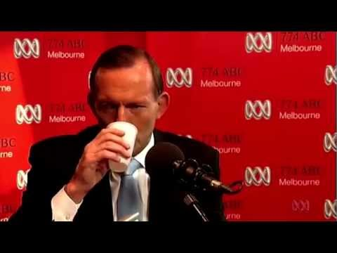 Tony Abbott's message to elderly Australian's forced into telephonic prostitution.