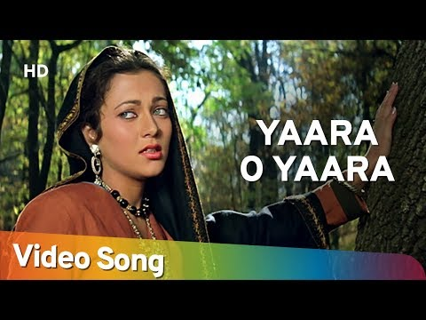 Yaara O Yaara - Rajiv Kapoor - Mandakini - Ram Teri Ganga Maili - Bollywood Songs - Suresh Wadkar