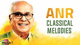 Akkineni Nageswara Rao Birthday Special Songs | ANR Classical Hits | Back To Back Video Songs - MANGOMUSIC