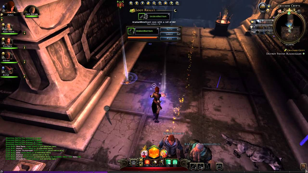 Neverwinter Cragmire Crypt - A Look At ...