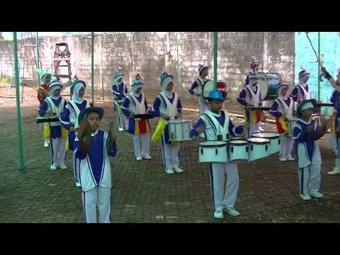 Abg tua  Drumband PP Nurul Mushtofa Ciracas